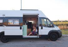 vivir y viajar con tu bebe en furgoneta