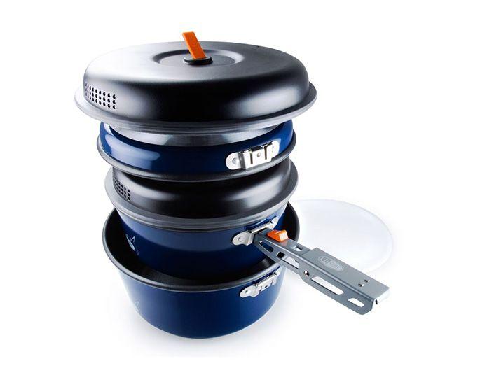 ahorra espacio con este juego de cocina compacto