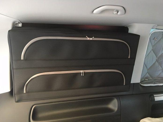accesorios para organizar tu furgo
