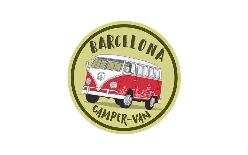 Barcelona Camper-Van
