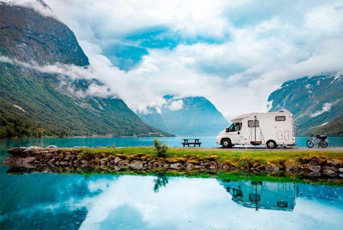 caravana, furgoneta, camper
