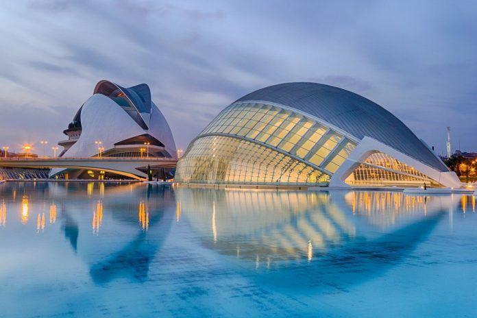 ciudad de las artes i las ciencias valencia