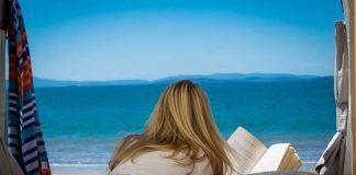 Los 6 mejores libros para viajar en furgo