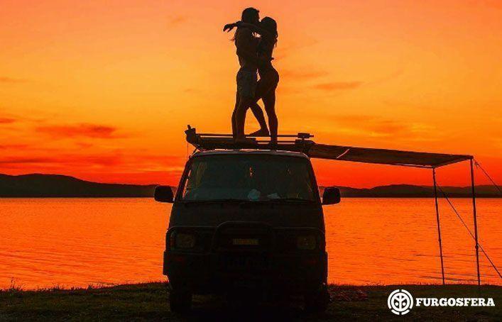 Sexo en la furgoneta camper