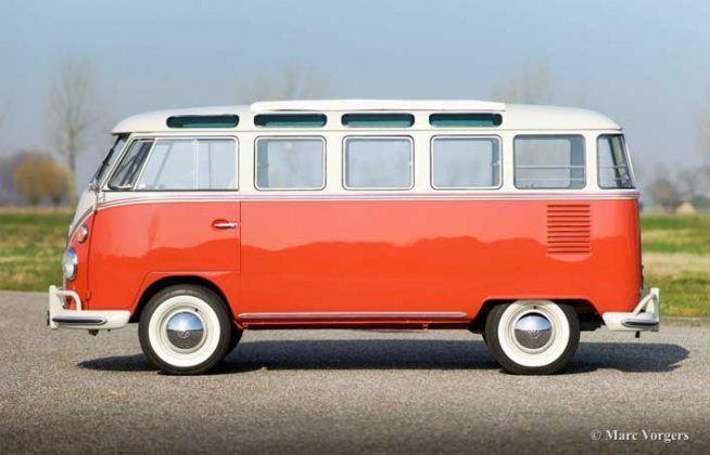 Volkswagen T1 Samba 1963