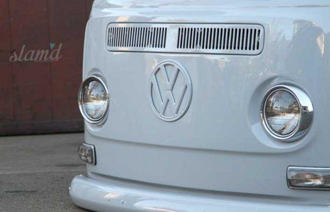 Volkswagen T2 de 1972