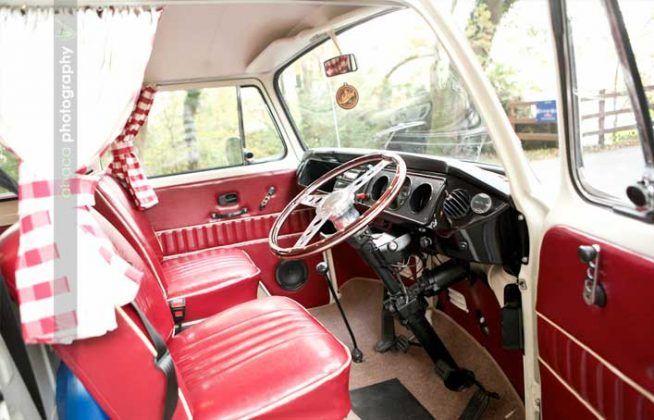 VW T2 de 1974